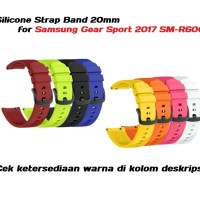 Silicone Strap Band Quick Release Samsung Gear Sport 2017 SM-R600 20mm