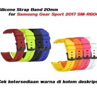 Silicone Strap Band Quick Release Samsung Gear Sport 2017 SM-R600 20mm