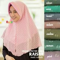Raisya Hijab Instan / JIlabab Murah Langsung Pakai