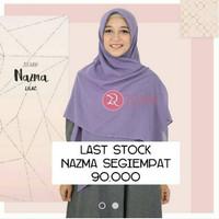 Nazma segiempat by Zizara murah dan berkualitas bisa buat kantor / kul