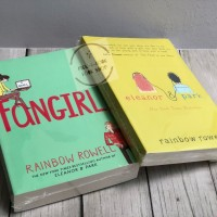 [DIJUAL SET] Novel Eleanor and Park, Fangirl - Rainbow Rowell (English