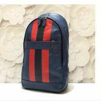 Tas Ransel Backpack selempang pria cowok COACH bag Authentic Original