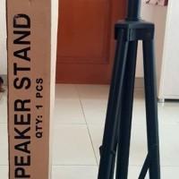 Tripod Stand Speaker Aktif dan Pasif FS 502 B GOOD QUALITY