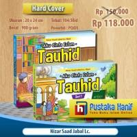 Buku Cerita Aqidah Anak Islam - Tauhid Seri 1 dan 2 Full Color