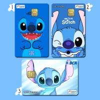 Kartu Flazz BCA Custom Stitch