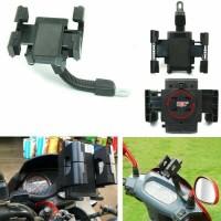 holder hand phone motor/ bisa di pakai buat semua jenis motor