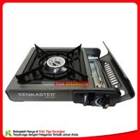 Kenmaster Kompor Portable/Portabel Untuk Gas Kaleng dan Elpiji