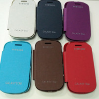 FLIP COVER FOR SAMSUNG S5282 STAR DUOS