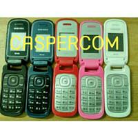 Casing/Cover Fullset Case/Fullset Samsung GT 1272/Lipat Duos/Caramel
