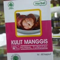 Kapsul HIU KULIT MANGGIS Original Herbal Anti Kanker Dan Anti Oksidan