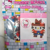 Hello Kitty Pocket Blockz EMCO (Cowgirl)