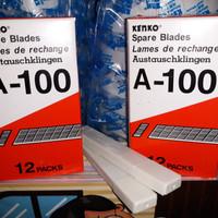 Isi Cutter Kenko A-100 / refill cutter / isi pisau cutter a100 kenko