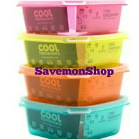 Lunch Box Claris 750 mL Foodsaver 2727 Kotak Bekal Makan