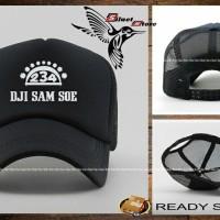 TOPI TRUCKER JARING DJI SAM SOE sls09-SILUET STORE