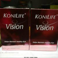 Konilife VISION isi 30 New formula nutrisi mata minus silinder katarak