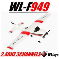 Wltoys F949 2.4G 3CH Cessna-182 RTF RC Plane