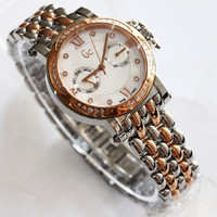 Harga 540.000 rb gc guess collection silver Rose gold D 3.5cm all sta
