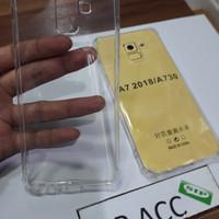 Case Anti Crack Samsung Galaxy A8 plus 2018