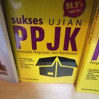 Buku sukses ujian ppjk penguasaha pengurusan jasa kepabeanan