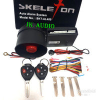 Alarm Mobil Model Remote Kunci Toyota/Suzuki/Honda