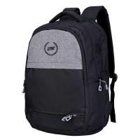 Tas Ransel - Backpack Casual Pria & Rain Cover - ST 045