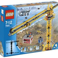 LEGO CITY 7905 Tower Crane