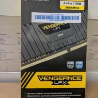 RAM Corsair Vengeance LPX DDR4 8GB Kit 2666