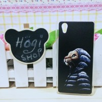Lenovo P70A - Softcase Custom Case Casing Bening Kucing TP-52