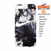 Nike Marble case redmi 4 4x mi5 mi a1 Samsung A7 s6 s7 s8 vivo y55 v7