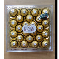 Termurah! Coklat Ferrero Rocher T24 Isi 24pcs
