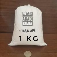 Titanium Dioxide / TiO2 / Tiona / 1 Kg