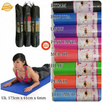 Matras Yoga Mat 6MM