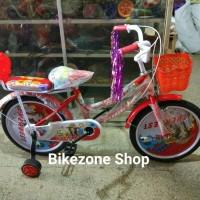 Sepeda mini 18 Anak Everbest KHUSUS GOSEND BANDUNG