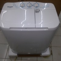 Mesin Cuci Sharp Puremagic 6.5kg Bandung Only