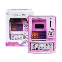 [0960760005] ATM Bank Hello Kitty Celengan Mainan Anak