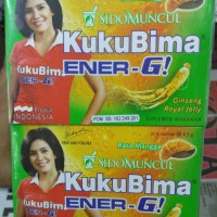 SIDOMUNCUL Kuku Bima Ener-G Rasa Mangga 1Pack