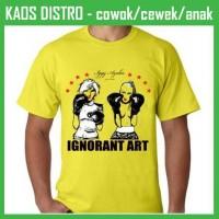 Kaos Iggy Azalea - Ignorant Art Hip Hop Rap XW64 Oblong Distro
