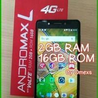 Hp Smartfren 4g Lte Andromax E2+ Plus (free Kuota 100gb)