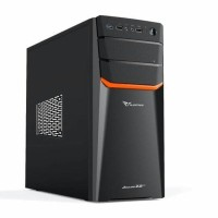 PC Rakitan Office Gigabyte GA-H61M-DS2 Core i3 3220/DDR 4GB/.HDD 320GB