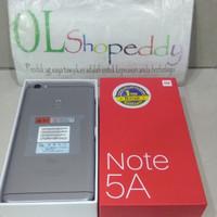 Hp Xiaomi Redmi Note 5A Prime Grey New Snapdragon (RAM 3GB+ROM 32GB)