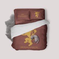 Single Bed Cover Game of Thrones: House Lannister