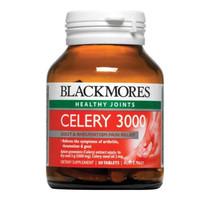 blackmores celery 3000 50 tabs suplemen rematik (DISKON)