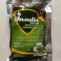 Vitamin Obat Herbal Teh Seduh Daun Insulin / Yakon Untuk Diabetes