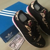 Sepatu Adidas Zx 700 Black Leopard Gum Sol Original Murah 79efc7d85e