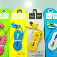 Hoco X5 MICROUSB Samsung Oppo Vivo XiaoMi DLL Charging Cable 1M
