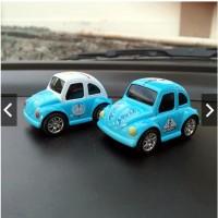 BEST PRO BEST Boneka Figure Miniatur Pajangan Mobil Mini Doraemon Ril