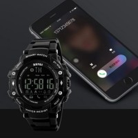 BEST PRO Jam Tangan Skmei Smartwatch Bluetooth Pedometer Anti Air Jam