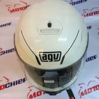 Helm Agv K3 Sv Solid White