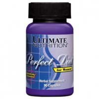 Fat Burner - Perfect Diet 180 Caps, Ultimate Nutrition