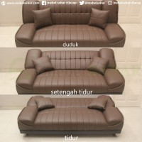 Sofa bed reklening bianca morres